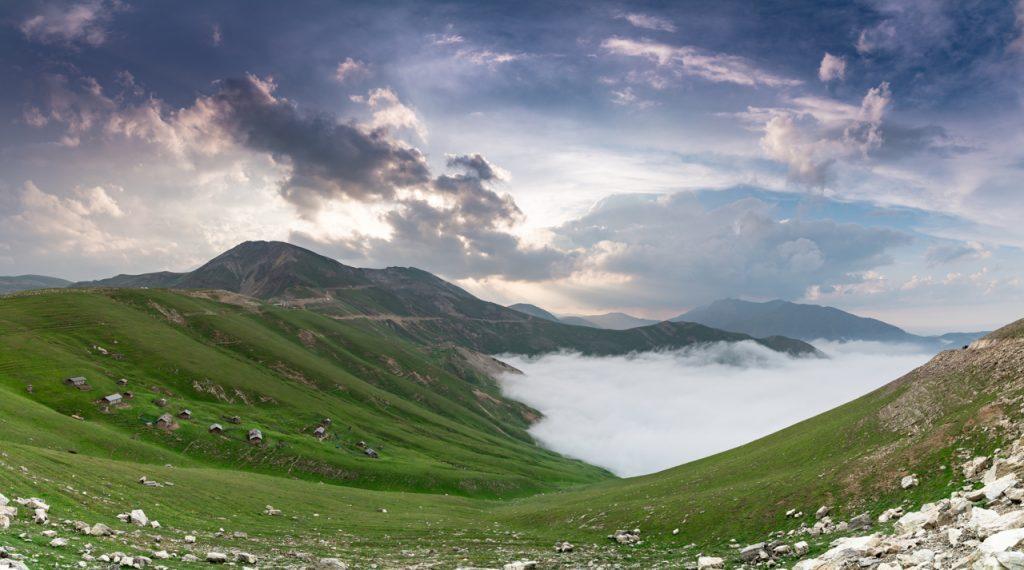 parham raoufi's landscape