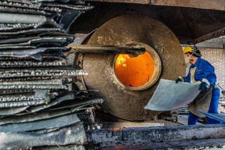 Isfahan Zinc Smelting Industries Photography by Parham Raoufi