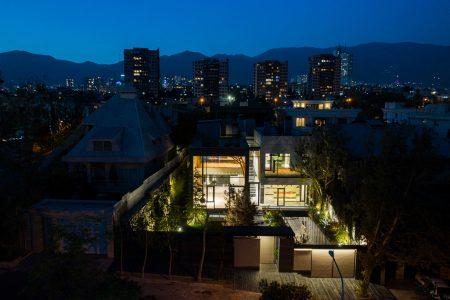 Iranzamin Villa by Mergen Architects