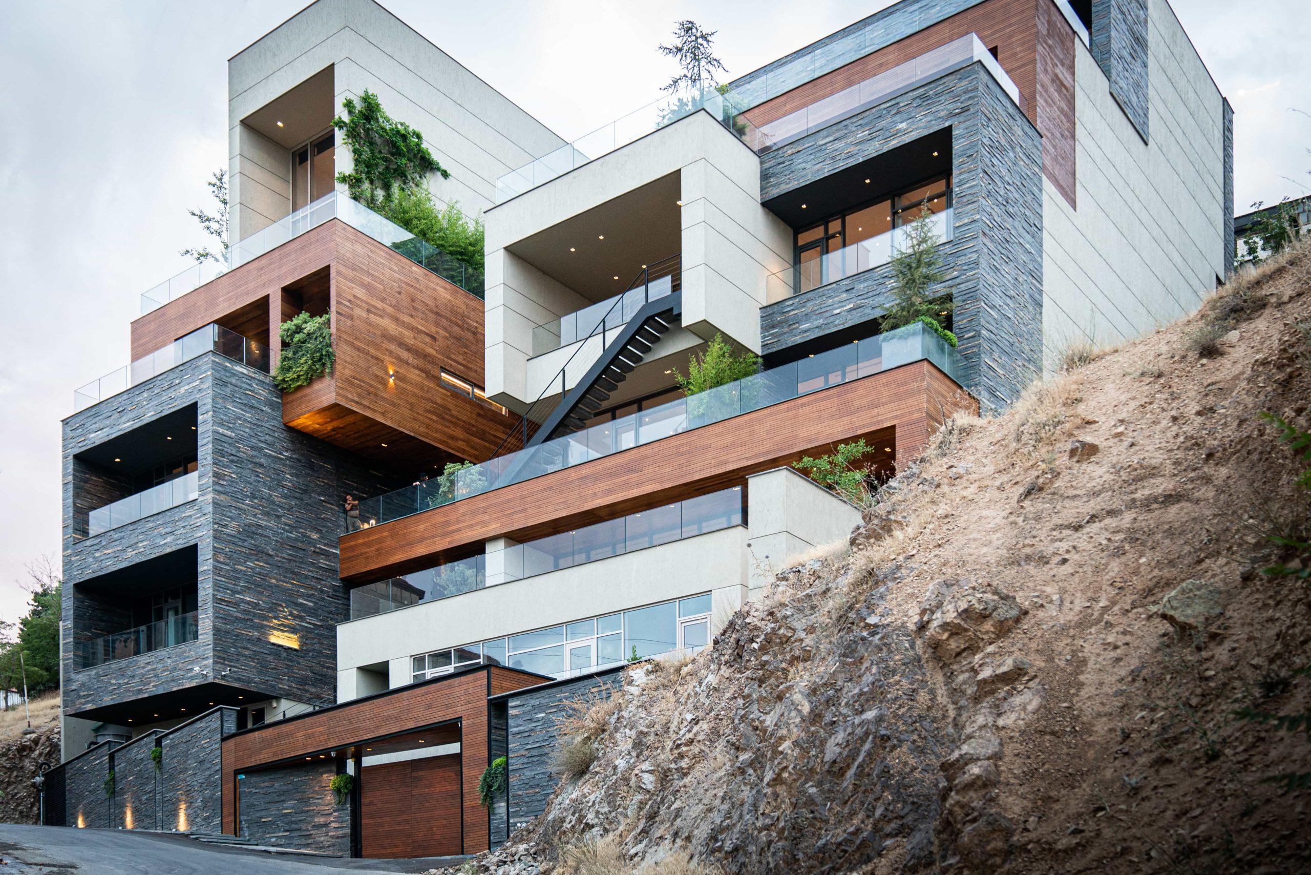 Turk Mazrae Residential Complex